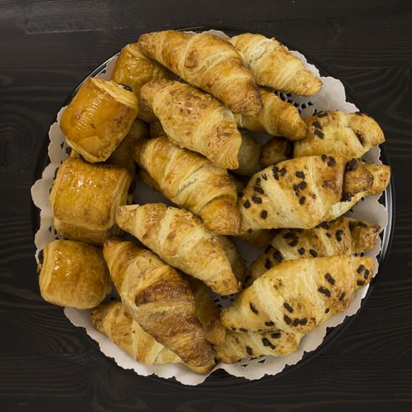 Croissants et chocolatines
