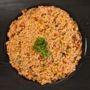 Salade riz maison