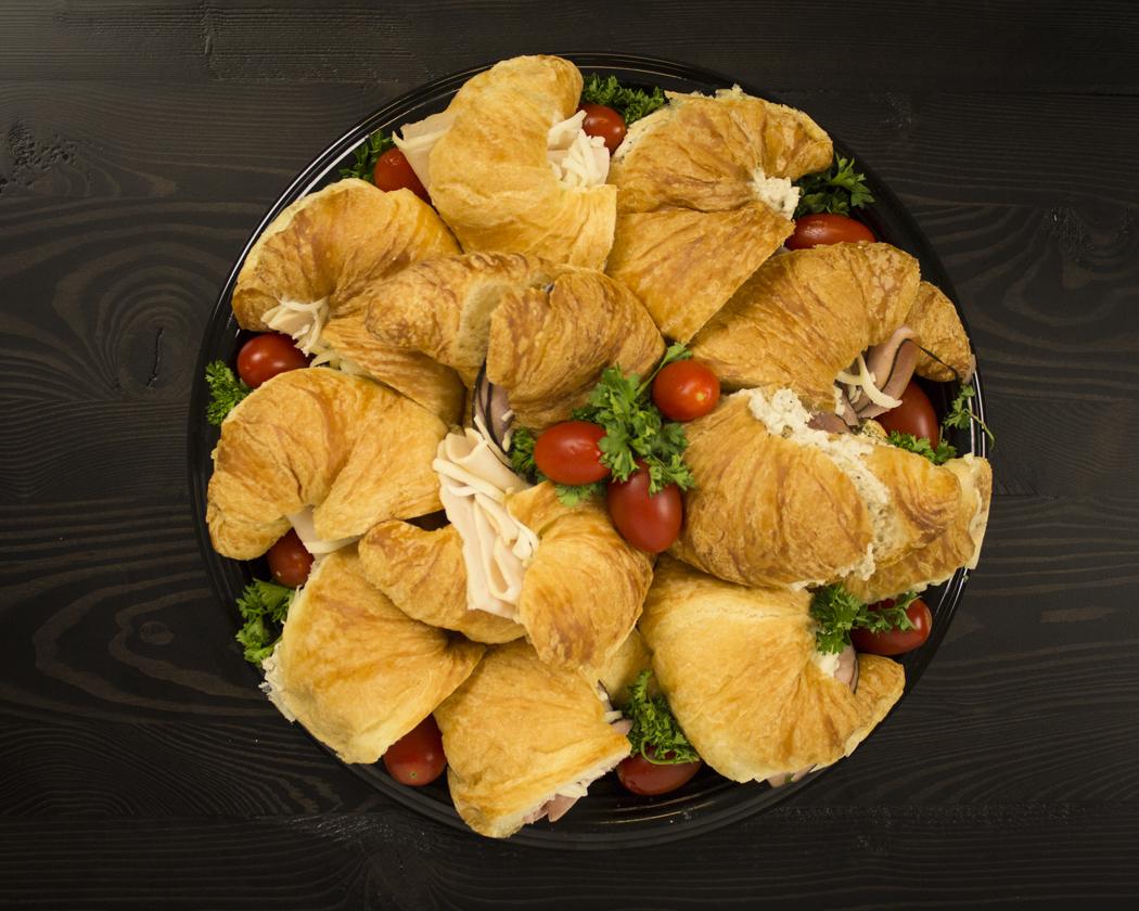 Sandwichs croissants